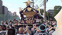 天祖神社 東京都江東区亀戸のキャプチャー