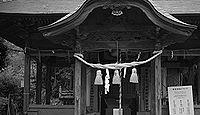 須屋神社 - 鎌倉期に創建された藤崎八旛宮の末社、江戸後期の三十六歌仙絵馬と須屋神楽