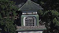 尾山神社 - 金沢市のシンボル神門がある、加賀藩祖前田利家を祀る前田家ゆかりの神社