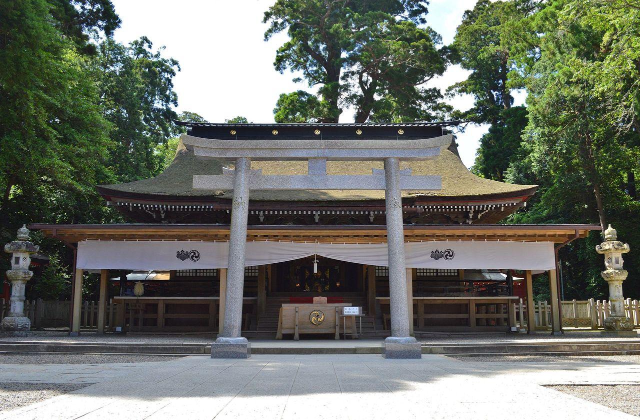 [御祭神がタケミカヅチ]初詣で人気の神社のキャプチャー