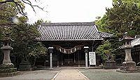 日吉神社 福岡県柳川市坂本町