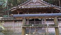 船山神社 奈良県生駒郡平群町三里