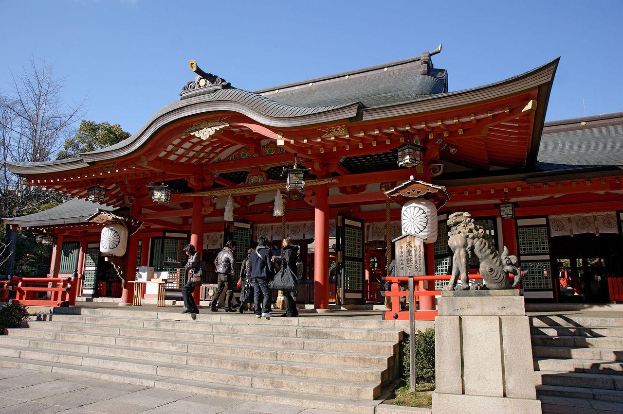 [兵庫県]初詣で人気の神社のキャプチャー