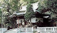 御霊神社 神奈川県横浜市泉区中田北