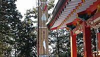 羽黒神社 福島県福島市御山羽山のキャプチャー