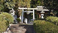 穴石神社 三重県伊賀市石川