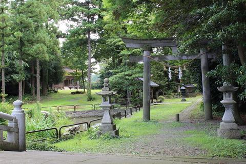 北陸新幹線・糸魚川駅(新潟県・糸魚川市)の式内社 - 1000年以上の歴史を有す強烈なパワースポットのキャプチャー