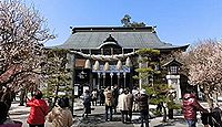 綱敷天満宮(築上町) - 浜の宮と呼ばれる天神、例年2月にしいだ梅祭り、豊前神楽奉納