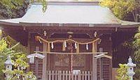 子之神社 神奈川県横浜市南区堀ノ内町