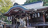 一宮神社 京都府福知山市堀のキャプチャー