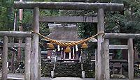 伊香具神社 - 湖北随一の名社は羽衣伝説の「伊香刀美」を祀る、2月にオコナイを斎行