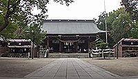 菊池神社 - 熊本の南朝側武将、菊池武時、菊池武重、菊池武光の三代を祀る