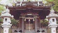 八杉神社 神奈川県横浜市港北区大豆戸町