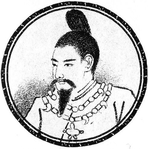 孝元天皇のキャプチャー