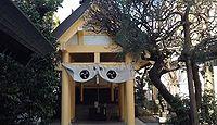 天祖神社 東京都新宿区早稲田鶴巻町のキャプチャー