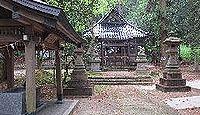 三輪神社(津幡町) - 平安初期の創建で、井上郷17村の総社、加賀藩前田家が社殿を建立