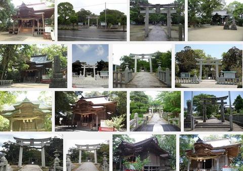 御勢大霊石神社(福岡県小郡市大保1033)