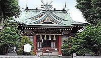 八剣神社 東京都葛飾区奥戸のキャプチャー