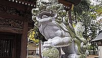 小野神社 東京都多摩市一ノ宮のキャプチャー