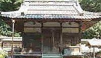 大滝神社(多賀町) - 水の神、ヤマトタケルの子の伝承残る、犬上川の滝と紅葉の名所