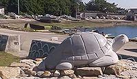 浦島神社(三豊市) - 足利義満が「浦島」と詠んだ、香川荘内半島に残る浦島太郎伝説