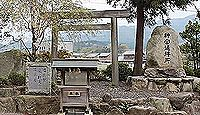 元伊勢「敢都美恵宮」伝承地の一つである都美恵神社(伊賀市柘植町)