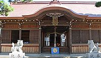 舞子六神社 兵庫県神戸市垂水区垂水区西舞子のキャプチャー