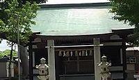 王城神社 福岡県太宰府市通古賀のキャプチャー