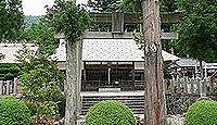 高売布神社 兵庫県三田市酒井