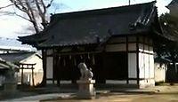 阪合神社 大阪府八尾市小阪合町のキャプチャー