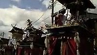 重要無形民俗文化財「高山祭の屋台行事」 - 日本三大山車祭、代表的な祭屋台のキャプチャー