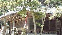 八雲神社 福井県あわら市北潟