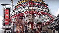 重要無形民俗文化財「高岡御車山祭の御車山行事」 - 前田利長が起源のキャプチャー
