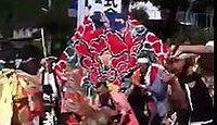白山別宮神社 - 白山比咩神の摂社で近郷唯一の郷社、白山七社の一つ、中宮三社の中核