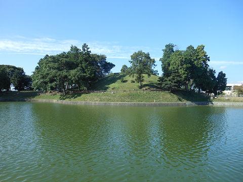 古墳ランキング - 全長200メートル超級TOP35、奈良19、大阪14、岡山2、京都1、群馬1のキャプチャー