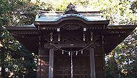 建彦神社 神奈川県茅ヶ崎市堤のキャプチャー