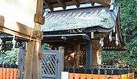 賀茂山口神社 京都府京都市北区上賀茂本山