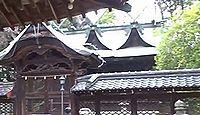 伊居太神社 大阪府池田市綾羽のキャプチャー