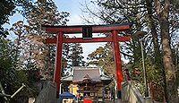 白笹稲荷神社 神奈川県秦野市今泉のキャプチャー