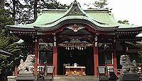 瀬田玉川神社 東京都世田谷区瀬田のキャプチャー