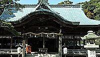 玉祖神社 - タマノオヤの墳墓も伝わる、宝石、眼鏡、時計の神は周防国一宮