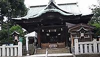 氷川神社 東京都品川区西五反田のキャプチャー