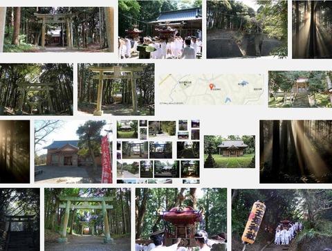 玉垣神社(千葉県長生郡睦沢町下之郷371)