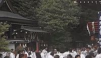 """恩智神社 - 三韓征伐に功のあった""""元春日""""、皇室武家からの崇敬と、撫で卯辰のご利益"""