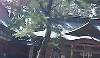 駒形神社 岩手県奥州市水沢区中上野町
