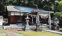 伊達神社(和歌山市) - 木の国を象徴する神は船の神、志磨・静火とともに紀三所社の一つ