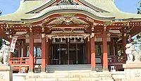 浜宮天神社 兵庫県加古川市尾上町口里のキャプチャー