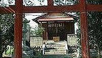高城神社 埼玉県熊谷市高本