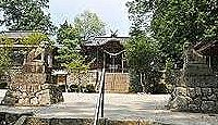 高野神社(津山市高野本郷) - 式内・当地開拓神、中世には八幡神を合祀して八幡宮に