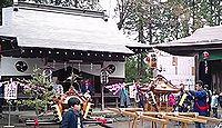 幸神神社 東京都西多摩郡日の出町大久野